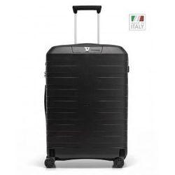 RONCATO walizka duża z kolekcji BOX 4 koła materiał Policarbon zamek szyfrowy TSA