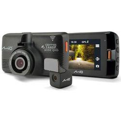Wideorejestrator MIO MiVue 752 WiFi + Kamera cofania