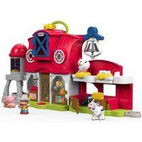 Pozostałe zabawki edukacyjne, Zabawka FISHER PRICE Little Planet Muzyczna Farma Małego Odkrywcy + DARMOWY TRANSPORT!