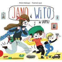 Książki dla dzieci, Jano i Wito W domu (opr. twarda)
