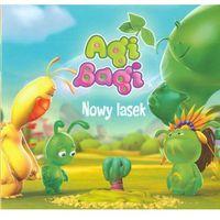 Książki dla dzieci, Agi Bagi. Nowy lasek - Jeśli zamówisz do 14:00, wyślemy tego samego dnia. Darmowa dostawa, już od 99,99 zł. (opr. twarda)