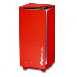 Nawilżacz ultradźwiękowy AIR NATUREL Diffusair Czerwony + 10% rabatu na drugi produkt! + DARMOWY TRANSPORT!