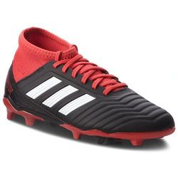 Buty adidas - Predator 18.3 Fg J DB2318 Cblack/Ftwwht/Red