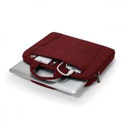 """Torba Dicota Slim na laptopa 11-12.5"""", czerwony (D31302) Darmowy odbiór w 21 miastach!"""