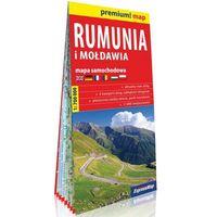 Mapy i atlasy turystyczne, Rumunia i Mołdawia 1:700 000 mapa samochodowa - Praca zbiorowa (opr. kartonowa)