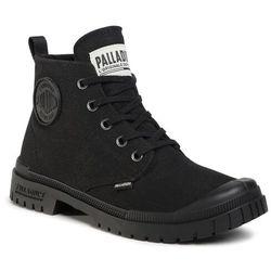 Trapery PALLADIUM - Pampa Sp20 Hi Cvs 76838-008-M Black/Black