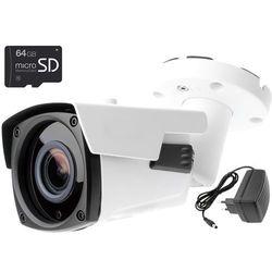 Kamera IP sieciowa KEEYO LV-IP4M6AF-SD64 4Mpx IR 60m z kartą pamięci microSD 64GB
