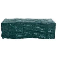 Pokrowiec na stół Blooma 190 x 110 x 60 cm zielony