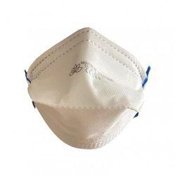 Maska FFP 2 filtrująca DUCK z gumkami za głowę - jednorazowa bez zaworka - 20 sztuk