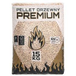 Pellet drzewny A1 6 mm 15 kg, 5902768222241