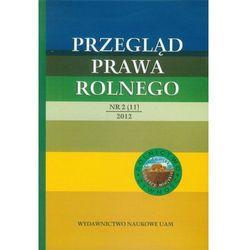 Przegląd Prawa Rolnego 2/11/2012 (opr. miękka)