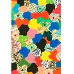 Qeeboo dywan patch prostokątny / alessandro mendini 42004pt-rt