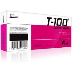 Booster testosteronu OLIMP T-100 120 kaps Najlepszy produkt