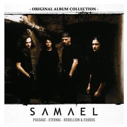Samael. Original Album Collection [3CD] - Limited Edition - Samael
