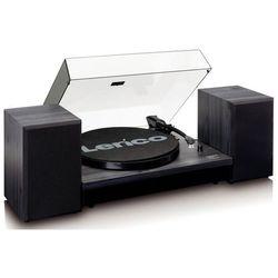 Gramofon + głośniki LENCO LS-300