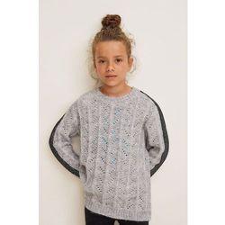 Mango Kids - Sweter dziecięcy Megan 110-164 cm