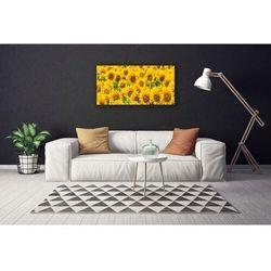 Obraz na Płótnie Słonecznik Roślina Przyroda