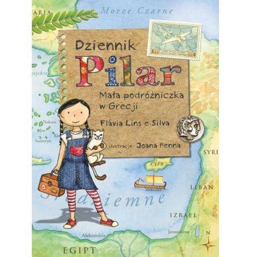 Książki dla dzieci, Dziennik Pilar - Wysyłka od 3,99 (opr. miękka)