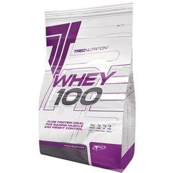 TREC Whey 100 - 900g - Chocolate Coconut