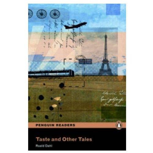 Książki do nauki języka, Taste And Other Tales + MP3/CD (opr. twarda)