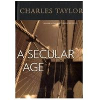 Książki religijne, Secular Age