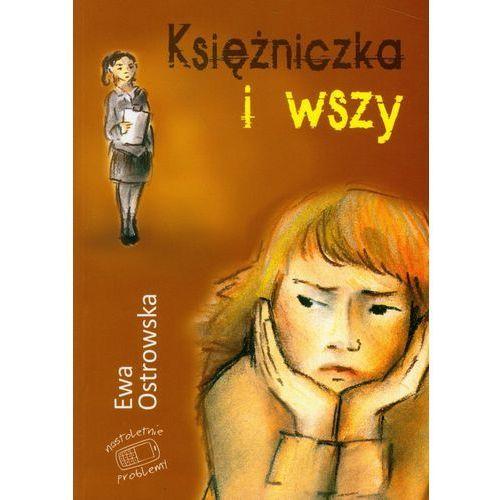 Książki dla dzieci, KSIĘŻNICZKA I WSZY (opr. miękka)