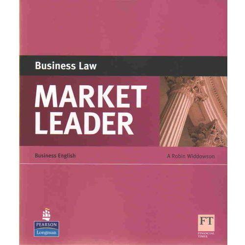 Książki do nauki języka, Market Leader Business Law (opr. miękka)