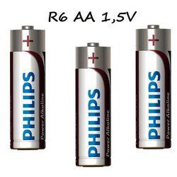 Bateria alkaliczna philips power AA 1,5V 1szt