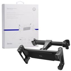Uchwyt Benks H14 Car Backseat Telefon/Tablet-Black - Black