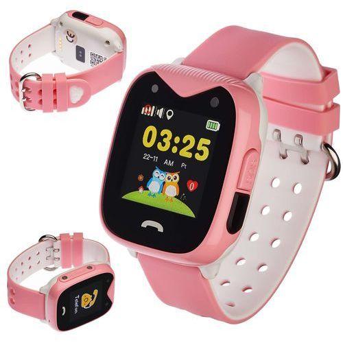 Pozostałe akcesoria dla dzieci, Smartwatch Garett Kids Sweet 2 różowy