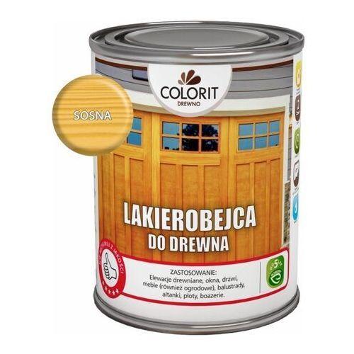 Lakierobejce, Lakierobejca do drewna Colorit Drewno sosna 0,75 l
