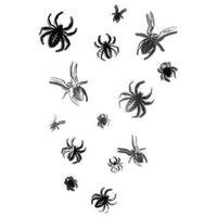 Naklejki na ściany, Naklejki Pająki na halloween - 14 naklejek
