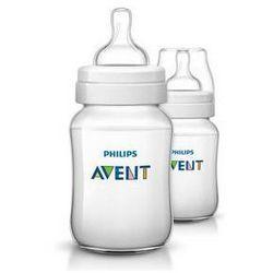 Butelka dla niemowląt Philips AVENT Classic+ 260ml, 2 szt.