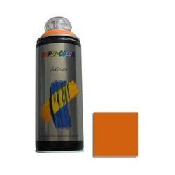 Spray PLATINUM 0.4 l Pomarańczowy Półmat DUPLI COLOR
