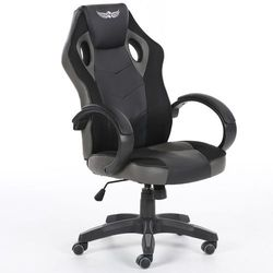 Fotel gamingowy NORDHOLD - ULLR- szary
