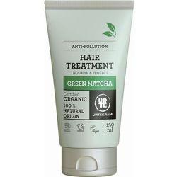 Maseczka do włosów Zielona Matcha BIO 150 ml Urtekram