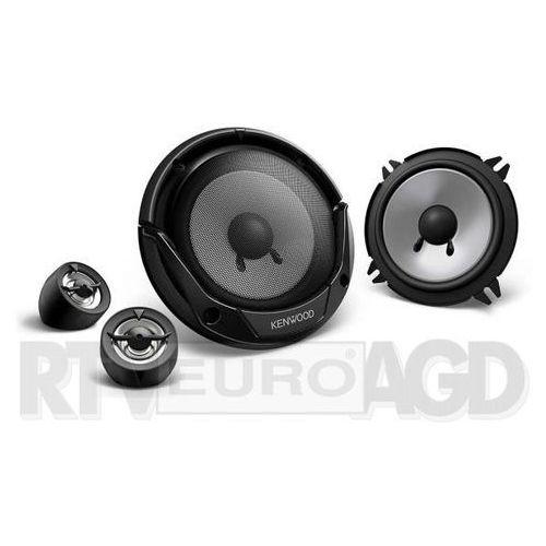 Głośniki samochodowe do zabudowy, Kenwood KFC-E130P - produkt w magazynie - szybka wysyłka!