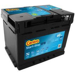 Akumulator 60Ah 540A Centra CL600 ECM P+ Start Stop