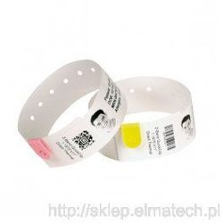 Zebra 8000T Extra Tuff 180 Tag, wristbands, synthetic, 102mm