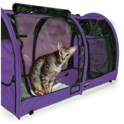 Sturdi Show Shelter - lilac