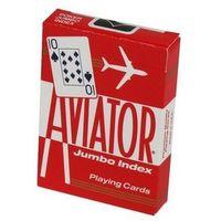 Gry dla dzieci, Karty do gry Aviator Jumbo Index