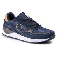Męskie obuwie sportowe, Sneakersy BIG STAR - DD174312 Navy