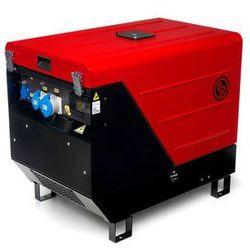 Agregat prądotwórczy jednofazowy Chicago Pneumatic CPPG 9AS