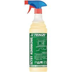 TENZI SZYBY KOMINKOWE GT preparat do czyszczenia szyb kominkowych