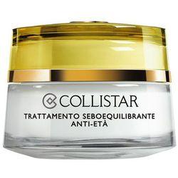 Collistar Special Combination And Oily Skins krem odmładzający do regulacji sebum (Anti-Age Sebum-Balancing Treatment) 50 ml