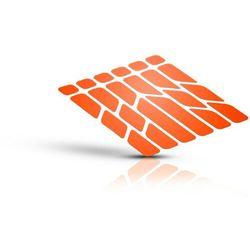 Riesel Design re:flex Reflective Stickers, pomarańczowy 2021 Akcesoria do ram Przy złożeniu zamówienia do godziny 16 ( od Pon. do Pt., wszystkie metody płatności z wyjątkiem przelewu bankowego), wysyłka odbędzie się tego samego dnia.