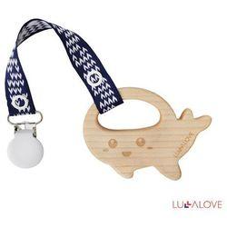 Klonowy gryzaczek MaMari Lullalove - wieloryb 5903240348893