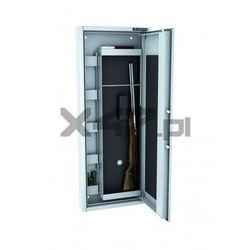 Szafa na broń długą MLB ścienna EL S1 Konsmetal - zamek elektroniczny