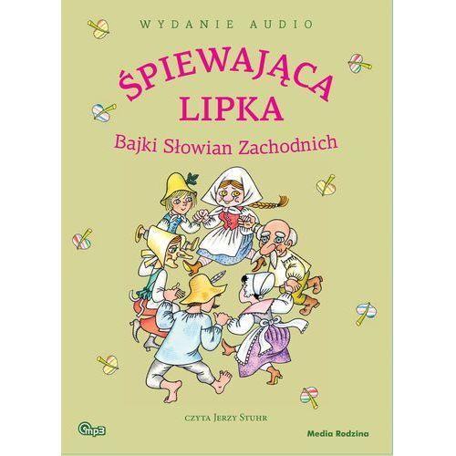 Książki dla dzieci, Śpiewająca lipka - Praca zbiorowa (opr. kartonowa)
