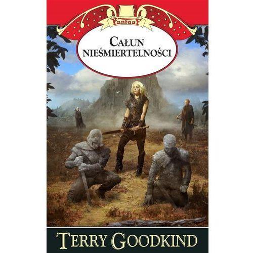 Książki fantasy i science fiction, Kroniki Nicci. Tom 2. Całun nieśmiertelności - Terry Goodkind (opr. broszurowa)